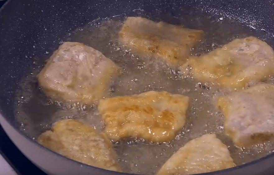 طريقة عمل سمك في المنزل