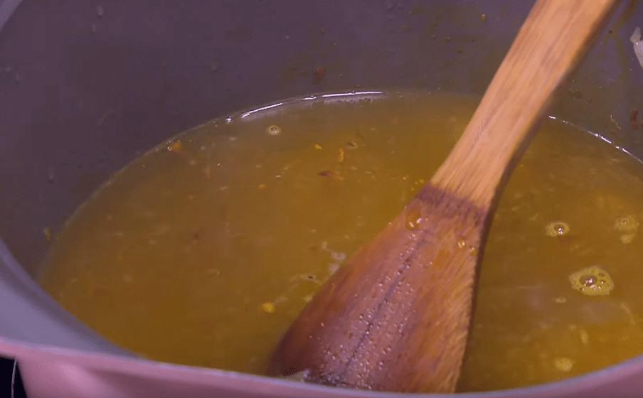 طريقة عمل أرز بالعدس الأصفر و البيض