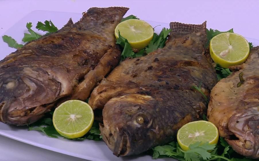 طريقة عمل سمك بلطي مقلي