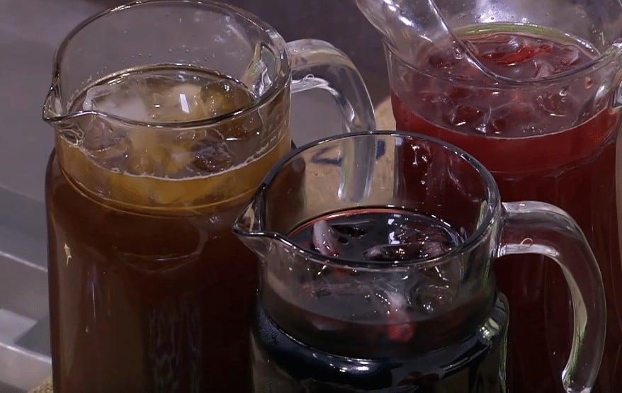 طريقة عمل عصير العناب في المنزل