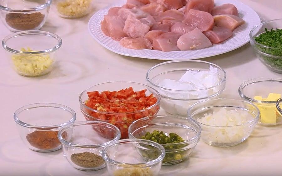 مقادير طريقة عمل دجاج بالماسالا الهندي