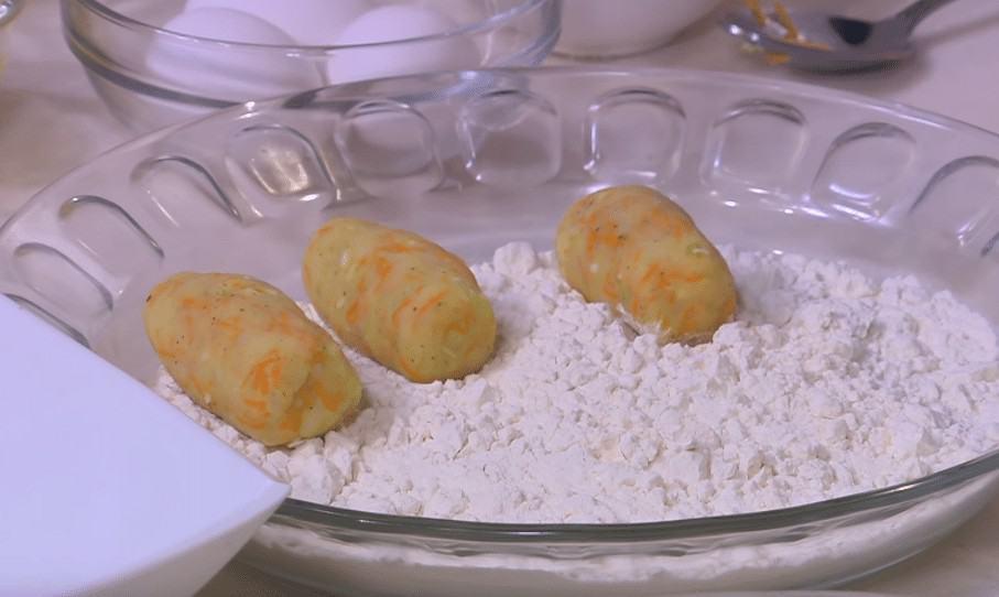 طريقة عمل كروكيت البطاطس المهروسة