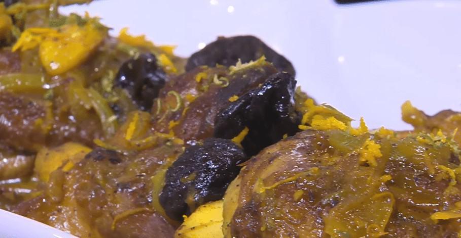 طريقة عمل اللحم علي الطريقة الإيرانية
