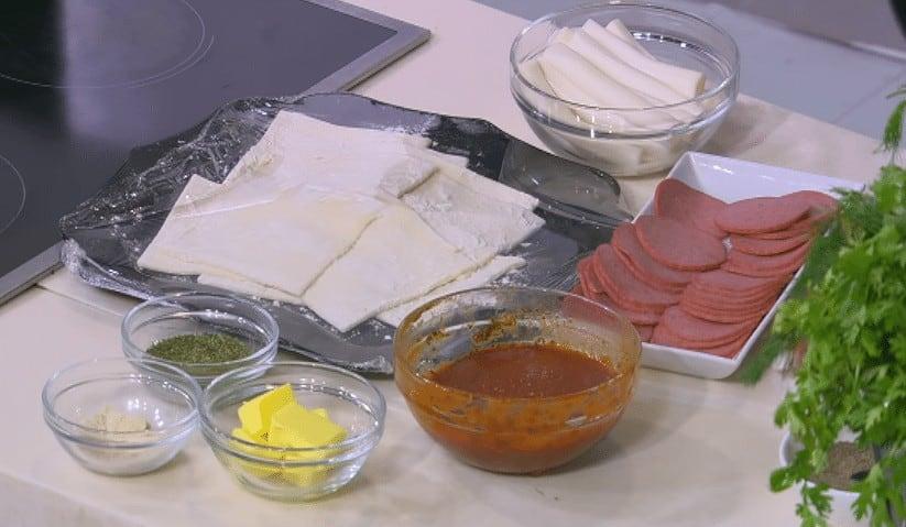 طريقة عمل أصابع الجبنه بالببيروني