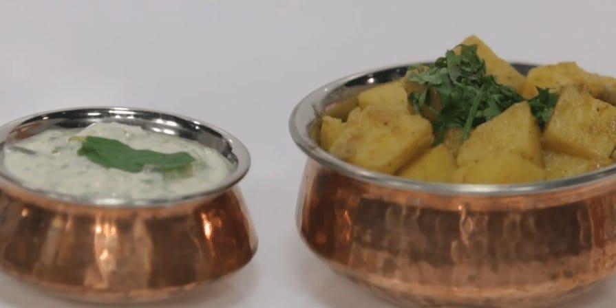 طريقة عمل صلصة الريتا الهندي