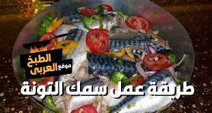 طريقة عمل سمك التونة